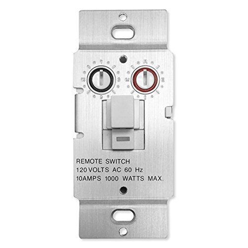 X10 WS469 Coerce Button Relay Wall Switch
