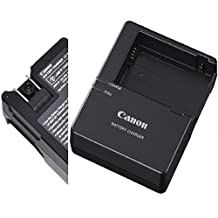 Canon LC-E8 Charger for LP-E8 Battery for EOS Rebel T2i, T3i, T4i, T5i, Fold out Plug Version