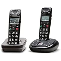 ClearSounds A700 DECT 6.0 Amplified Cordless Phone plus A700E Expansio