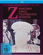 Z - Anatomie eines politischen Mordes (Blu-ray): Deutsch