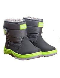 YSNJL Kids Cotton Winter Baby Child Style Cotton Boot Warm Snow Boots (Toddler/Little Kid/Big Kid)