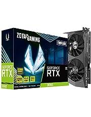 Zotac Gaming GeForce RTX 3060 Twin Edge 12GB GDDR6 192-bit 15Gbps PCIE 4.0 Gaming Graphics Card, IceStorm 2.0 Cooling, Control de Ventilador Activo, Parada de Ventilador congelado, ZT-A30600E-10M