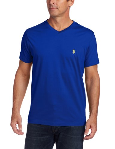 U.S. Polo Assn. Men's V-Neck T-Shirt