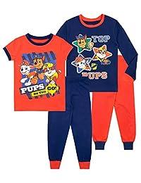 PAW PATROL Boys Pajamas Pack of 2