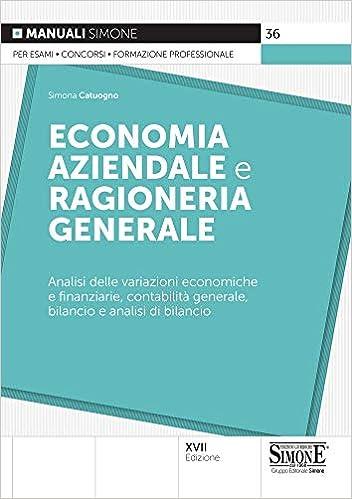Economia aziendale e ragioneria generale. Analisi delle variazioni