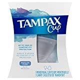 Tampax Regular Flow Menstrual Cup - Up To 12 Hours Of Comfort-Fit Protection (packaging may vary)