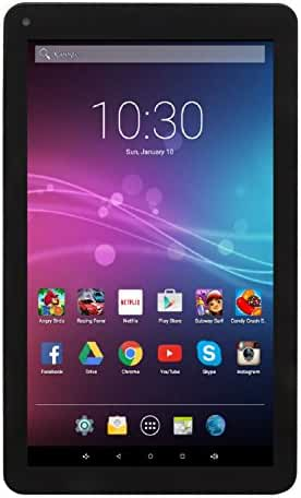 "Astro Tab A935 – 9"" Quad Core Android 5.1 Lollipop Tablet PC with 1GB RAM, 8GB Storage, Bluetooth 4.0, 1024x600 9 inch screen, Google Play (Black)"