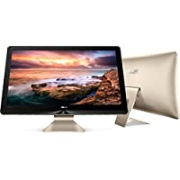Asus Zen 23.8 Ultra HD 4K Touch All-in-One AIO Pro Computer, Intel Quad-Core i7-6700T up to 3.60GHz, 12GB DDR4, 1TB HDD + 8GB SSD, NVIDIA GTX 960M, 3D Webcam, HDMI, Windows 10 (Certified Refurbished)