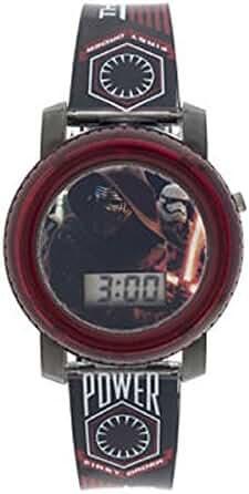 Star Wars Kids Flashing and Sound Digital Watch
