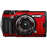 OLYMPUS Tough TG-6 Waterproof Camera, Red