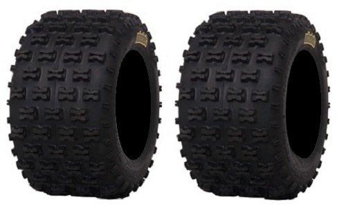 Pair Holeshot MXR6 Tires 18x10 8