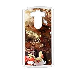 Cartoon Anime Pokemon fashion Phone case for LG G3