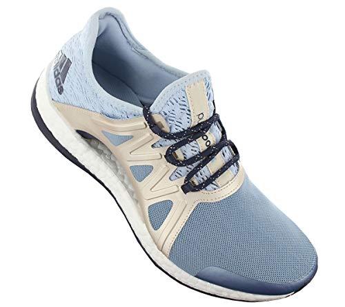 azusen 36 Eu Course Adidas lino Xpose Pureboost blu Azutac Bleu Chaussures Clima De Femme OqvO7H