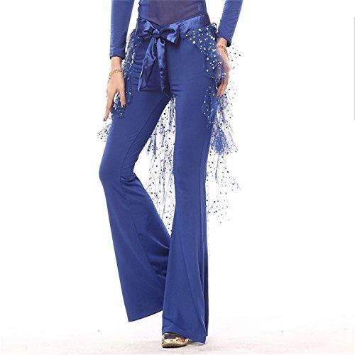 Pealiker - Pantalón - para mujer azul oscuro