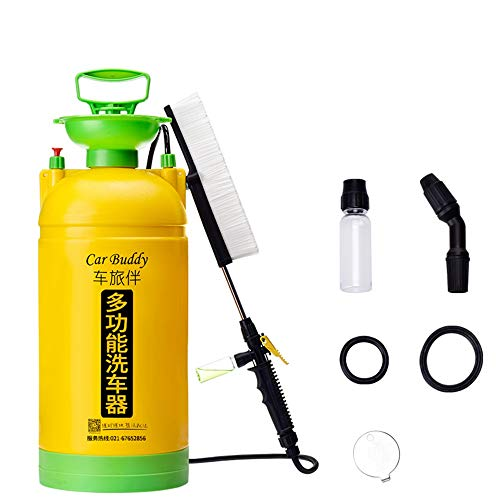 - SunHai 10L / 16L Self-Service Car Washing Machine Household Foam Pot Portable Manual High-Pressure Car Washing Machine, for Car Pet Window Watering (Color : #2)