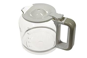 Ariete jarra jarra vaso Beige máquina Café a filtro Vintage 1342: Amazon.es: Hogar