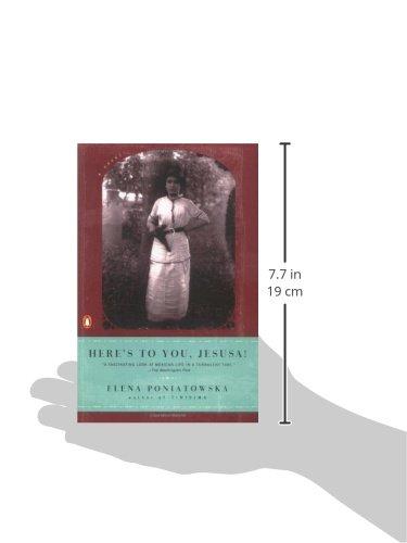 Amazon heres to you jesusa 9780142001226 elena amazon heres to you jesusa 9780142001226 elena poniatowska books fandeluxe Choice Image