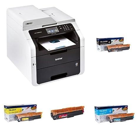Brother MFC-9330CDW - Impresora multifunción láser color + ...