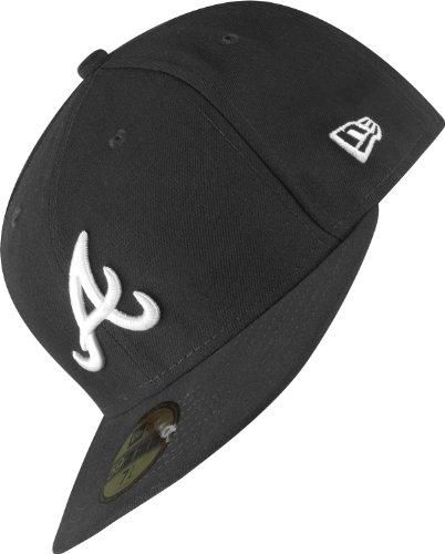 New Era Cap MLB BASIC New York Yankees black white Black