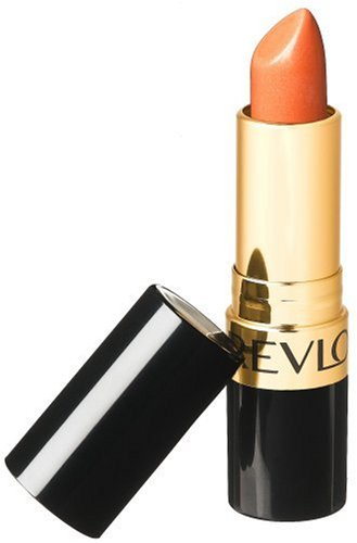 Revlon Super Lustrous Lipstick Pearl, Apricot Fantasy 120, 0.15 Ounce (4.2 g) (Pack of 2) (Lipstick Apricot)