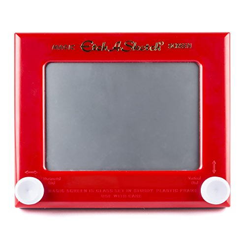 Etch A Sketch – Classic – Red