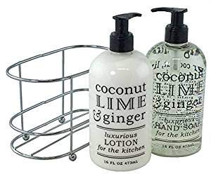 3 Pc Gift Set - Lotion and Hand Soap Sinktop Set