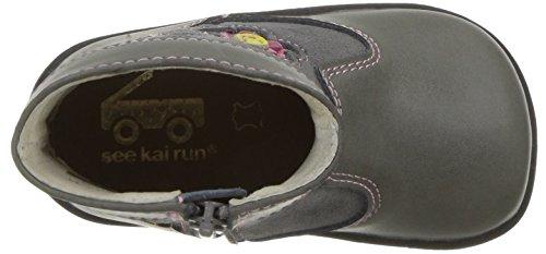 Kai Run II See Boot Gray Mizuki zwn05q7g