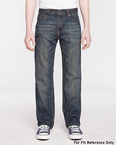 Large Product Image of Levi's Boys' 505 Regular Fit Jeans,Cash,10 Regular, 25W 25L
