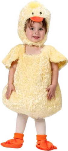 Infant Little Duck Halloween Costume (Size: 6-12M)