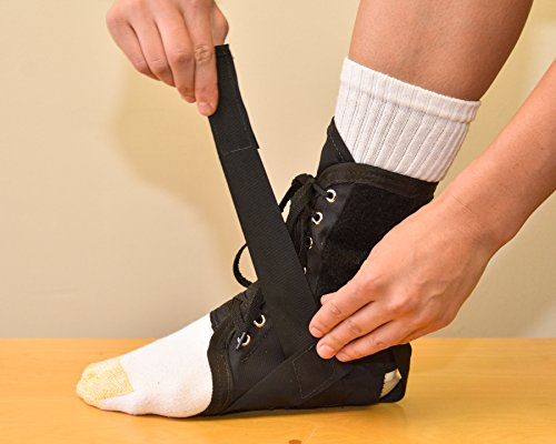 Badger Ankle Braces (Men's 9 Right Sport) by Badger Braces, LLC (Image #2)