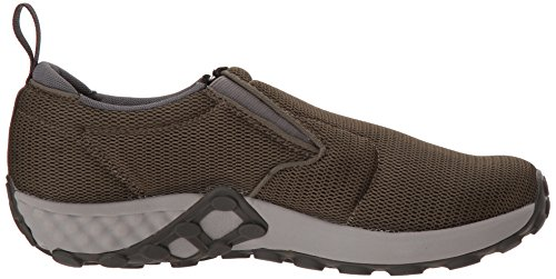 Merrel Uomo Slip on Ac 5 41 Jungle Moc Dusty Sneaker Mocassino Olive Vent xApnx