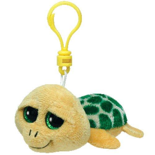 Ty Beanie Boos Pokey - Yellow Turtle Clip