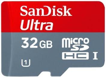 Sandisk Ultra Microsdhc 32gb Class 10 Speicherkarte Computer Zubehör