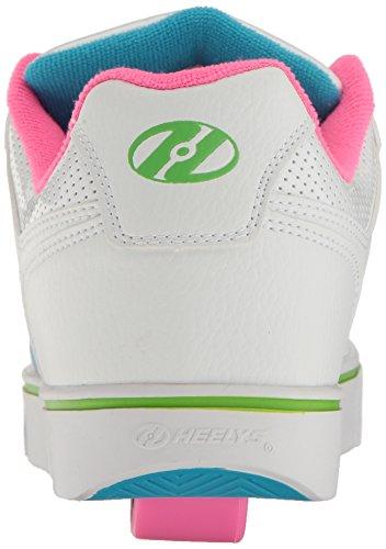 Heelys Motion Plus - deportivas bajas Niñas Varios colores (White /   Rainbow)