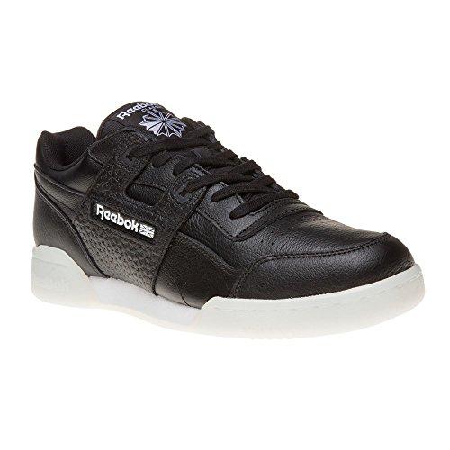 Reebok Workout Plus Id Hombre Zapatillas Negro Black