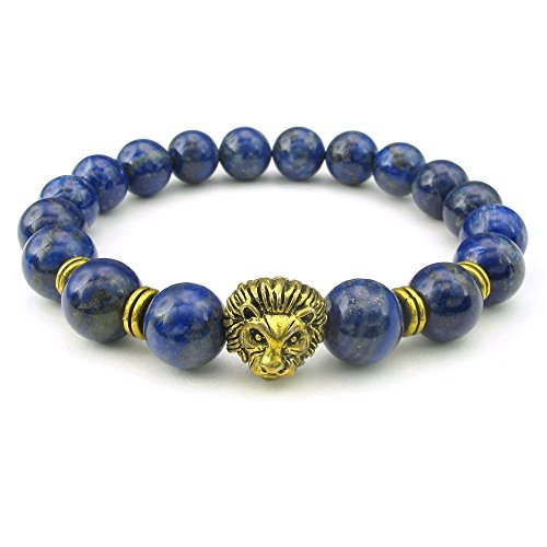 KONOV Lazuli Bracelet Natural Gemstone