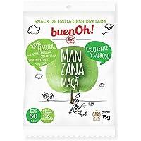 Manzana deshidratada crujiente - Pack 18 x 15g