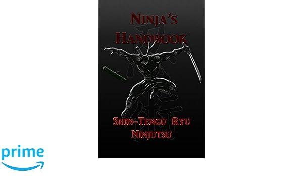 Ninjas Handbook - Shin-Tengu-Ryu Ninjutsu: Kevin Vandeyck ...