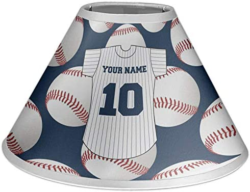 RNK Shops Baseball Jersey Coolie Lamp Shade Personalized