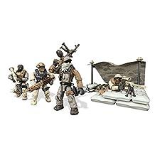 Mega Construx Call of Duty Desert Squad Playset