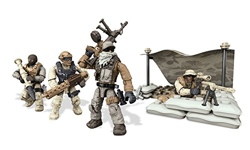 (Mega Construx Call of Duty – Desert Squad)