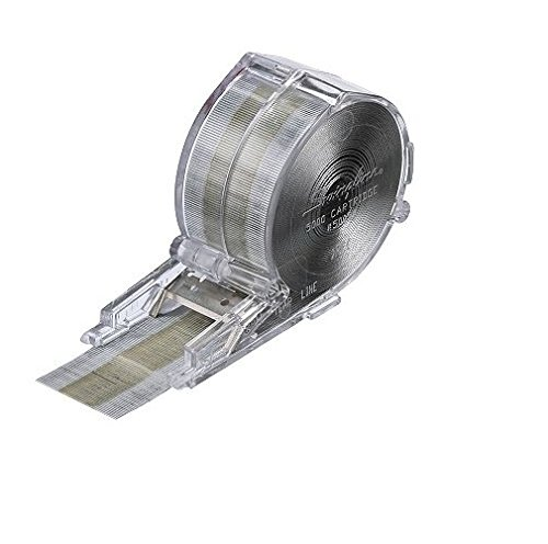 Swingline 50050 - Staple Cartridge, 30-Sheet Capacity, 5,000/Roll, 2 Packs ()