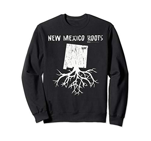Vintage New Mexico State Roots  Sweatshirt