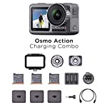 DJI-Osmo-Action-Charging-Combo-Digital-Camera-with-Accessory-Kit-Included-Dual-Screens-Waterproof-up-to-11m-Integrated-Stabilization-Photo-and-Video-in-4K-HDR-at-100-Mbps-Black