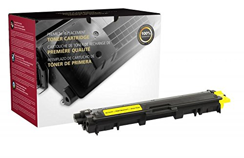 Fine Line Printing -Compatible for Brother TN225 - Yellow - TN225C Compatible Toner Cartridge (2200 pgs) ()