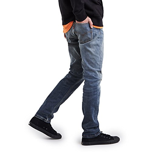 Beverly Levi's Se Bleu Slim Pantalon Pocket Skate 511 5 Homme wYzYrC4q6W