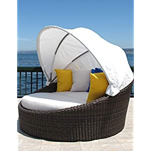 41h-89cmOAL._SS300_ 75+ Outdoor Wicker Daybeds For Your Patio For 2020