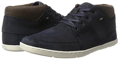 41 Boxfresh Navy EU Sneaker Cluff Hohe Blau Herren wFxv4qH6wf