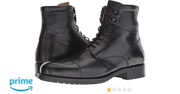 515a8b4fba6 Amazon.com: Magnanni Men's Peyton Black 11.5 M US: Shoes