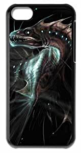 Hard Case Back Cover - Fish iphone 5cC Case